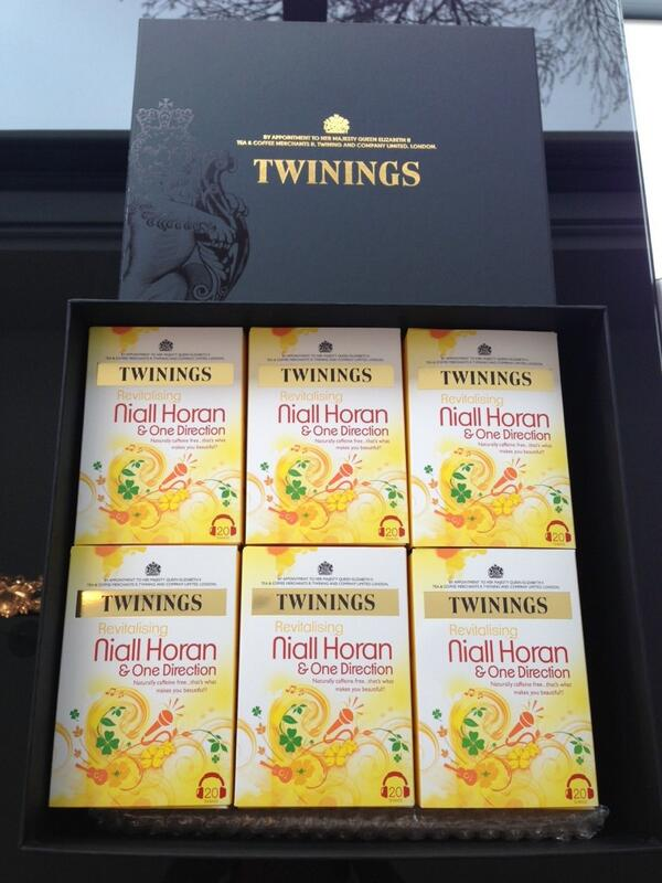 Thanks very much @TwiningsTeaUK ! love the ole lemon and ginger tea! Love the boxes aswell haha http://t.co/Mr2GCrYDL5