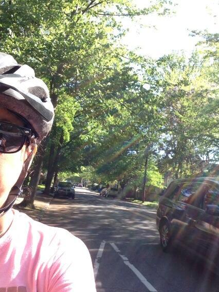 Thumbnail for Helen Bikes To Work