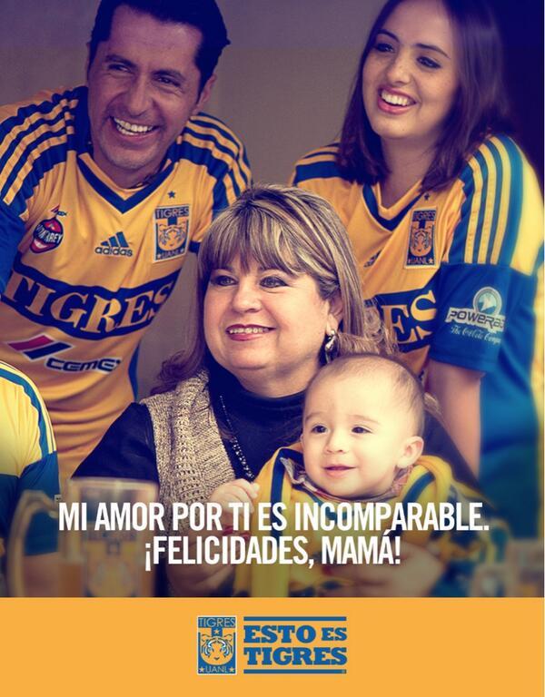Club Tigres Oficial On Twitter Mi Amor Por Ti Es Incomparable