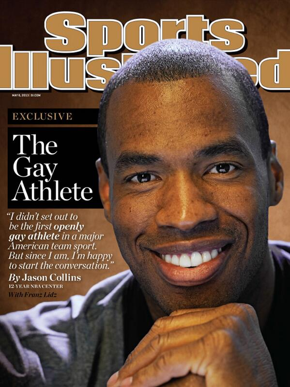 Thumbnail for Friends, supporters congratulate Jason Collins