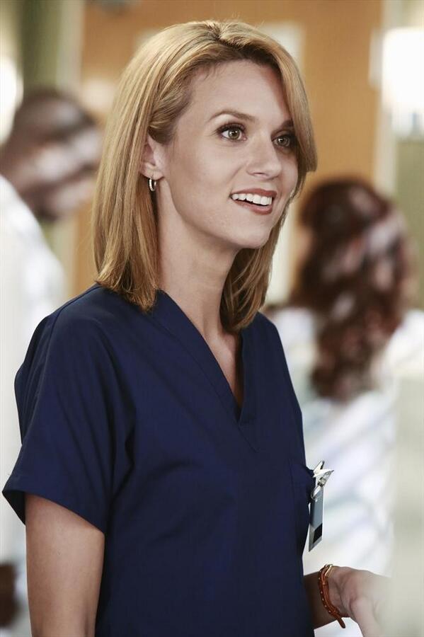 Greys Anatomy On Twitter Hilarie Burton Guest Stars This Thursday