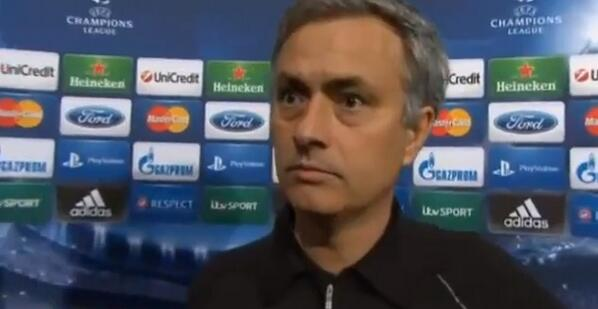 The ITV epic FAIL Jose Mourinho interview Memes are already pouring in...