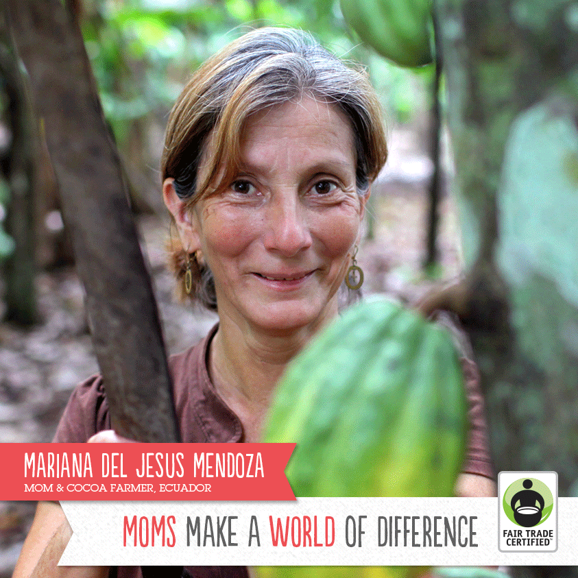 Twitter / FairTradeUSA: Women like Mariana are empowered ...