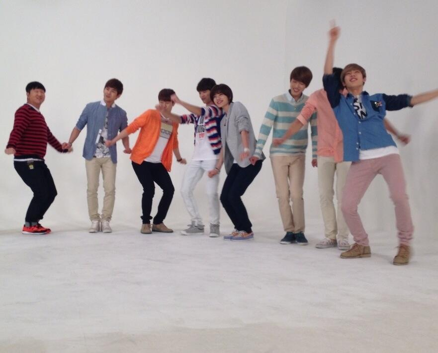 [FULL] [HD] [RAW] 130501 Infinite Weekly Idol | Various Blog