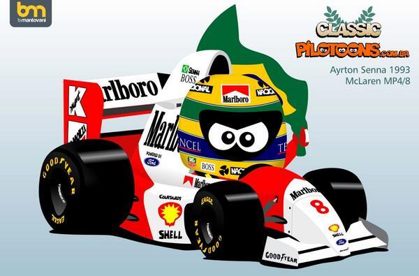Minidrivers On Twitter Ayrton Senna Wallpaper Httptco