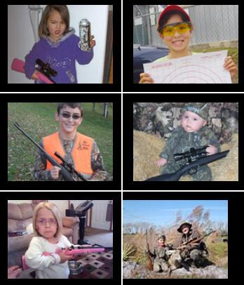 From the gun manufacturer Crickett's website. Kids' corner. (via @agrajagthetesty) http://pic.twitter.com/MykstnNzbE