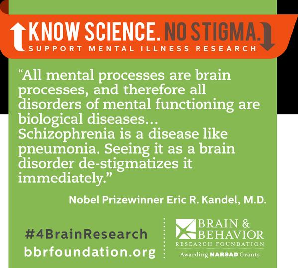 Bbrfoundation On Twitter Pls Rt Know Science No Stigma Drive