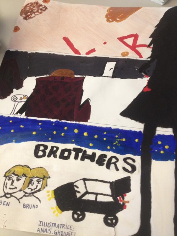 "#etsicetaitlivre production ""Brothers"" pic.twitter.com/M7wHk7yjqM"