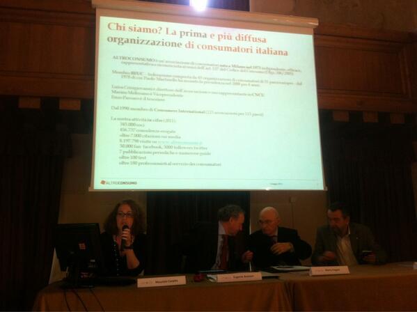 Luigi Odello e Franca Braga al convegno Iasa presso l'Universita di Brescia pic.twitter.com/WuUtNttRK0