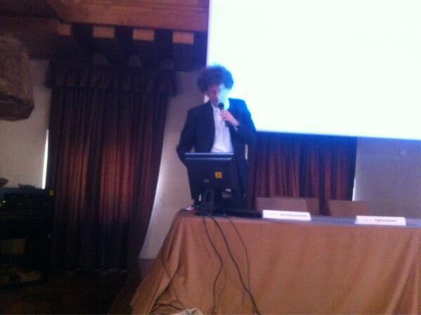 Intervento di Massimo Giordani al Club dell'Innovazione pic.twitter.com/IblPRNuw6f