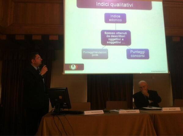 Paolo Braceschi al convegno Iasa pic.twitter.com/5GqVGuUyCc