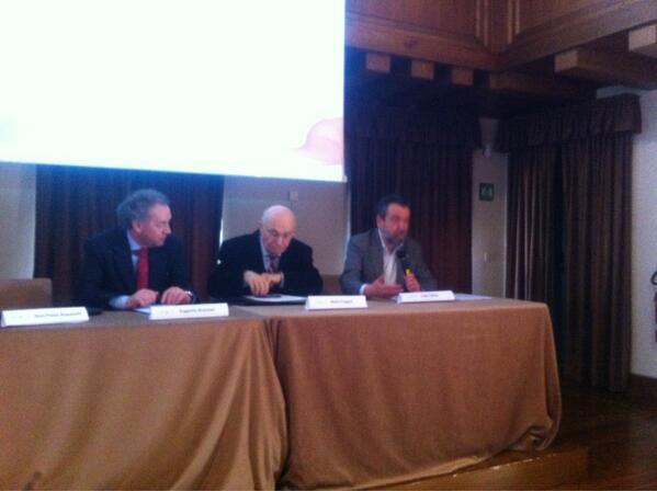 Luigi Odello al convegno Iasa pic.twitter.com/HhwshlGdRQ