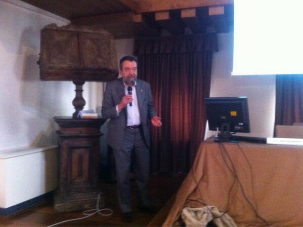 Intervento di Luigi Odello al Club dell'Innovazione pic.twitter.com/UEGUvc69tV