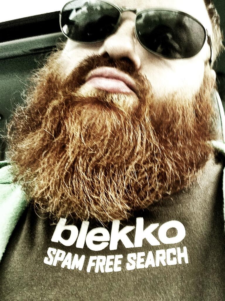 Twitter / wrestlingandy: Looks like I have a @blekko ...