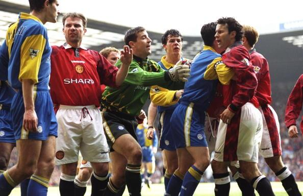 40 Pictures From The Career Of Manchester United Legend