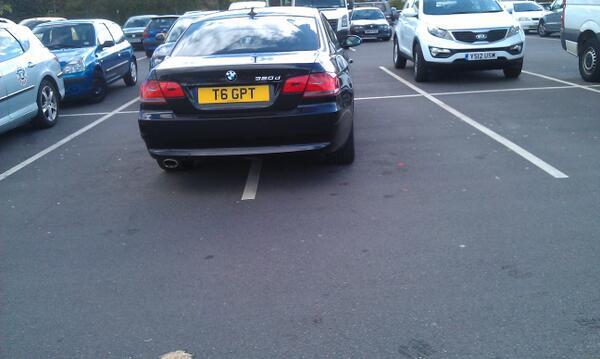 T6 GPT displaying crap parking