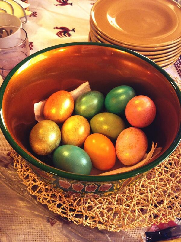 перламутровые яйца фото