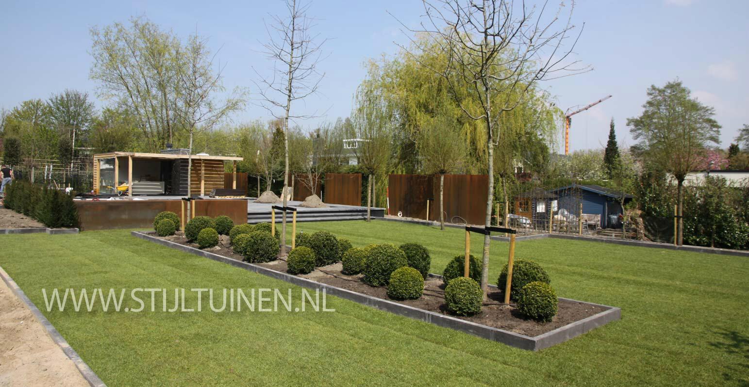 Erik van gelder on twitter project van de week tuin for Erik van gelder stijltuinen