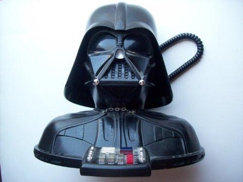 CALLING ALL STAR WARS FANS (from the Darth Vader phone): Happy Star Wars Day! pic.twitter.com/xfO2jISGbg