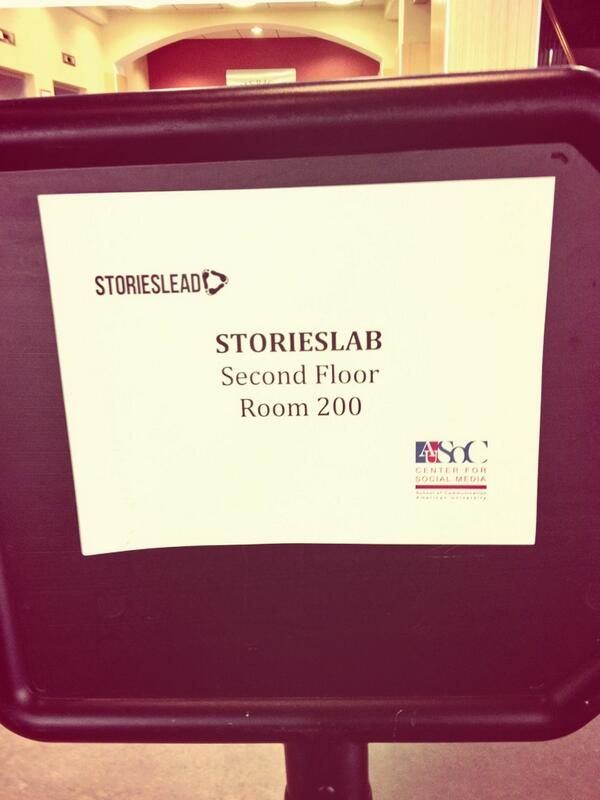 Sat morning-ready for the storytelling workshop! #StoriesLab pic.twitter.com/ZWNDgSswfx