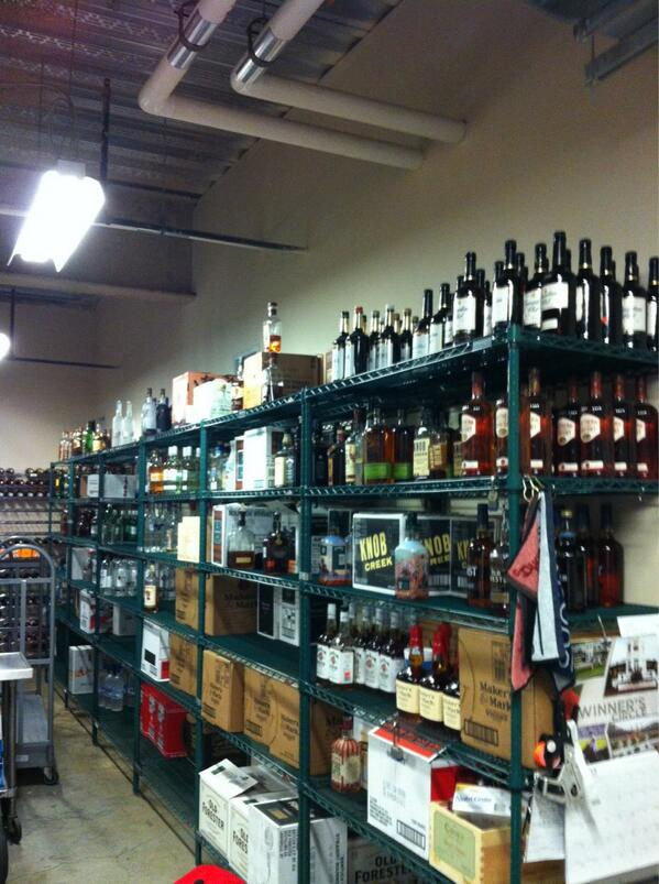 U201c@darrenrovell: Liquor Storage Room At Churchill Downs For Kentucky Derby  Today Pic.twitter.com/4Yl6lvcx9u (via @jared_stacy)u201d #heaven