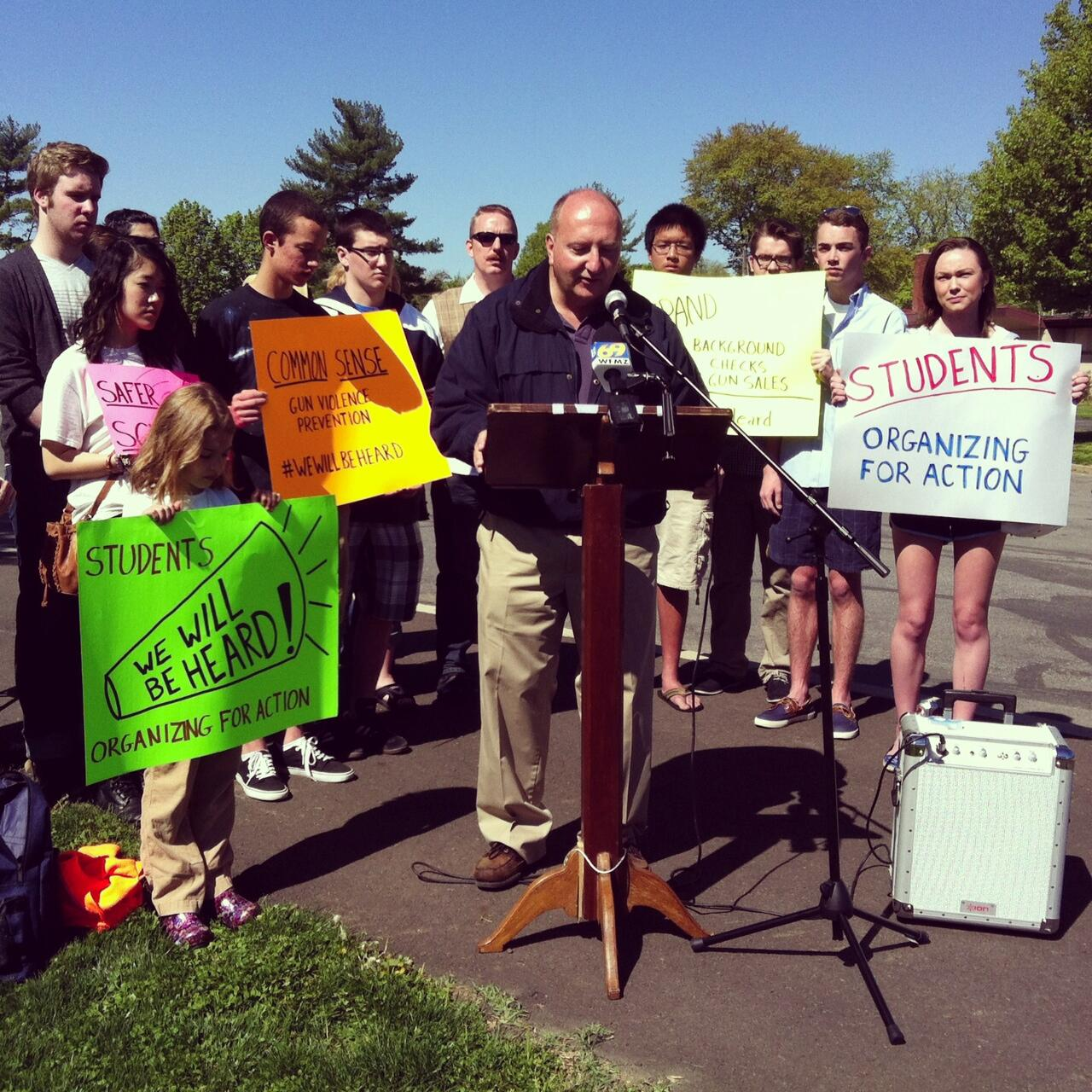 Twitter / OFA_PA: Mayor Pawlowski and Allentown ...
