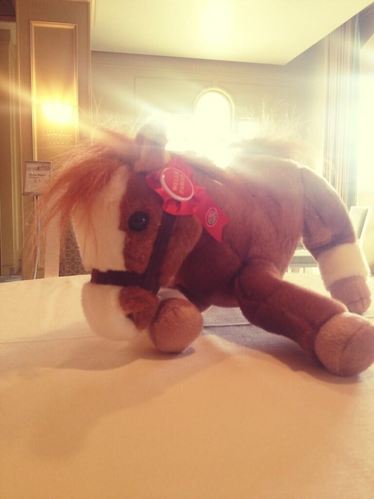 Twitter / ypatsay: Waiting for the Kentucky Derby ...