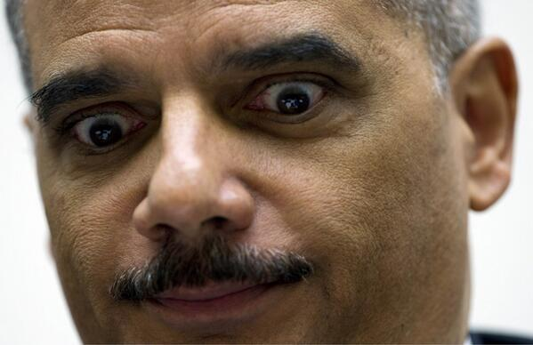Eric Holder had 3 private e-mail address, media silent
