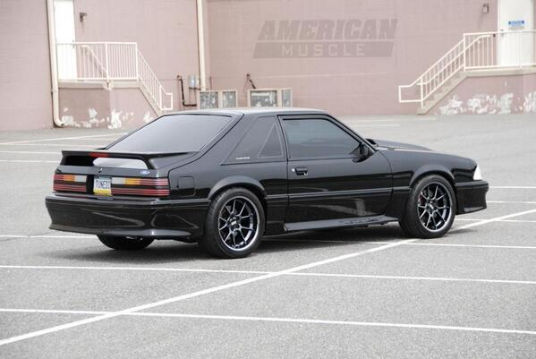 Americanmuscle Com On Twitter Quot Want To Know How This Foxbody Mustang Made 650 Hp If This
