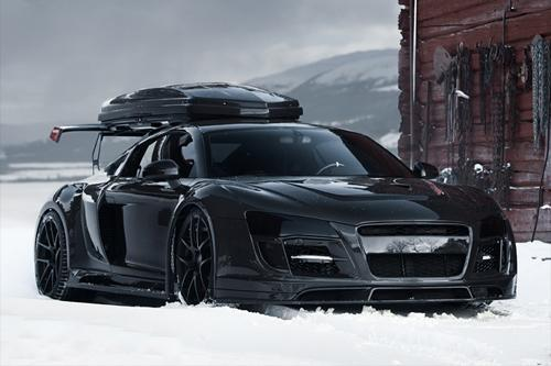 bossluxury on twitter insane blacked out audi tt with. Black Bedroom Furniture Sets. Home Design Ideas