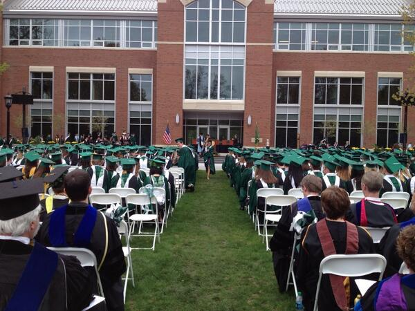 Couldn't have asked for better weather to introduce Kemp Plaza today! #iwu2013 pic.twitter.com/8naUek9CWW