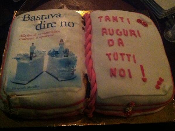 Andrea Caravita On Twitter La Torta Di Compleanno Di At Chiaramaff
