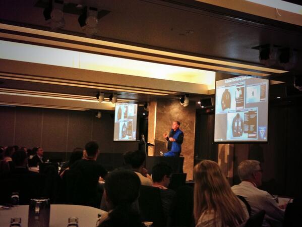 """Listen to your customers and let them inspire innovation"" Scott Jordon #cx13 #dtdigital pic.twitter.com/ul3ZBZKeqT"