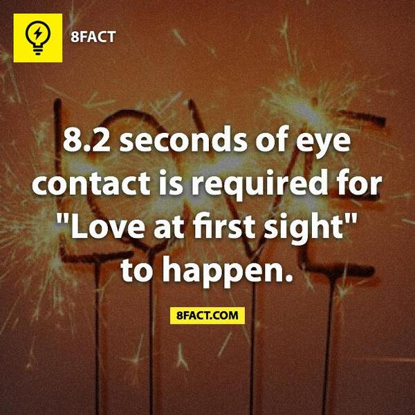 Eye contact and love | What is the relationship between eye
