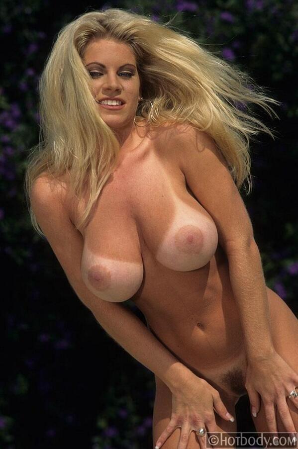 Sexy Big Tits Masturbation