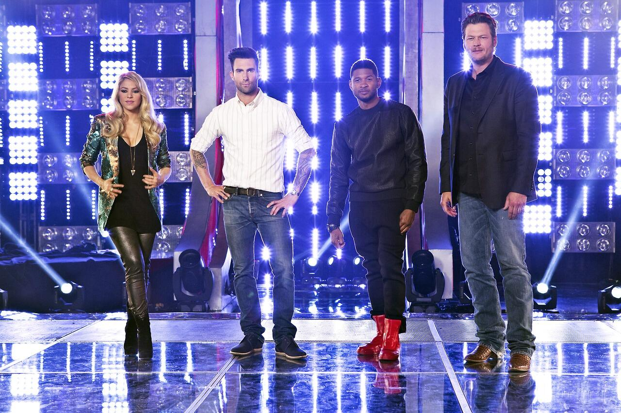 Twitter / NBCTheVoice: Anything can happen when we ...
