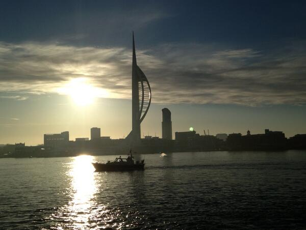 Gosport Ferry Twitter images from our passengers - Gosport to Portsmouth Passenger Ferry