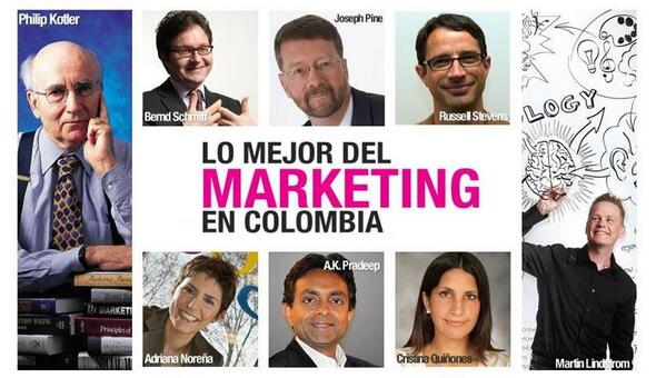 Thumbnail for Expomarketing Bogotá 2013 - Día 2 #Expomarketing2013