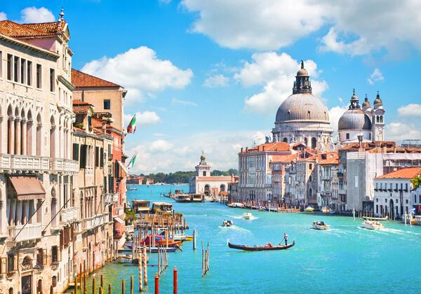 how to take train from rome to venice