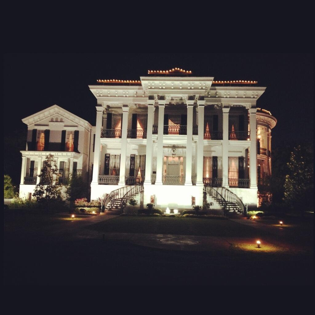 Twitter / melindacoxhall: Stayed at Nottaway Plantation ...
