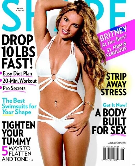 Twitter / Shape_Magazine: Okay, guys, the wait is over! ...