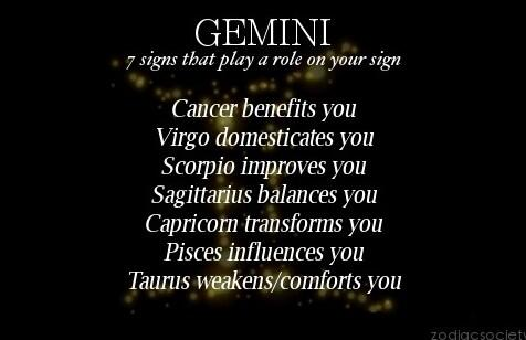 Signs That A Gemini Woman Likes You