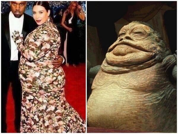 kim kardashian jabba the hutt