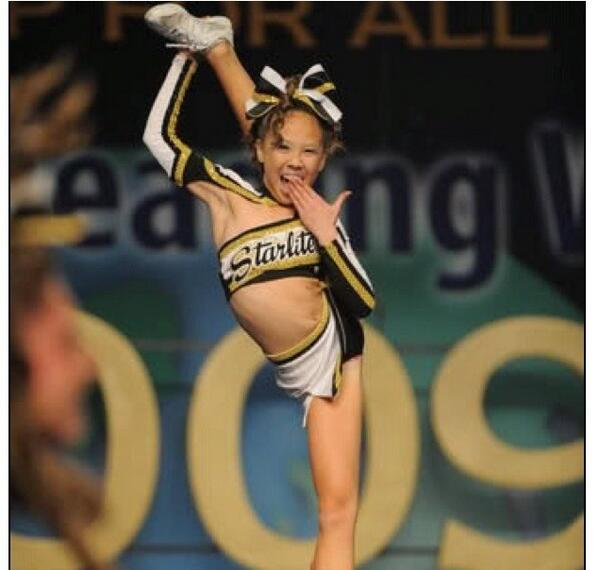 Cheer Is Everything On Twitter World Cup Starlites 09 Check Out That Flexibility Http T Co R8aewaiw9v