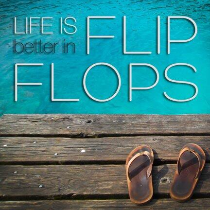 Bermuda On Twitter Life Is Better In Flip Flops Islandinsight
