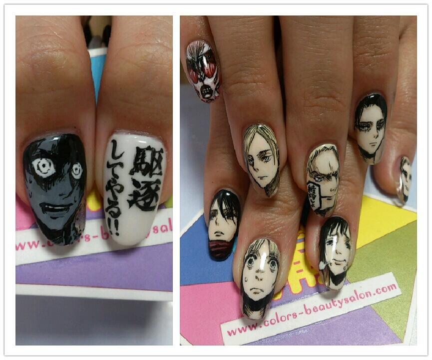Imagenes (Varias) de Shingeki no Kyojin