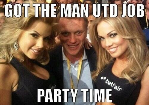 The best David Moyes taking over at Manchester United Memes & jokes the internet has to offer