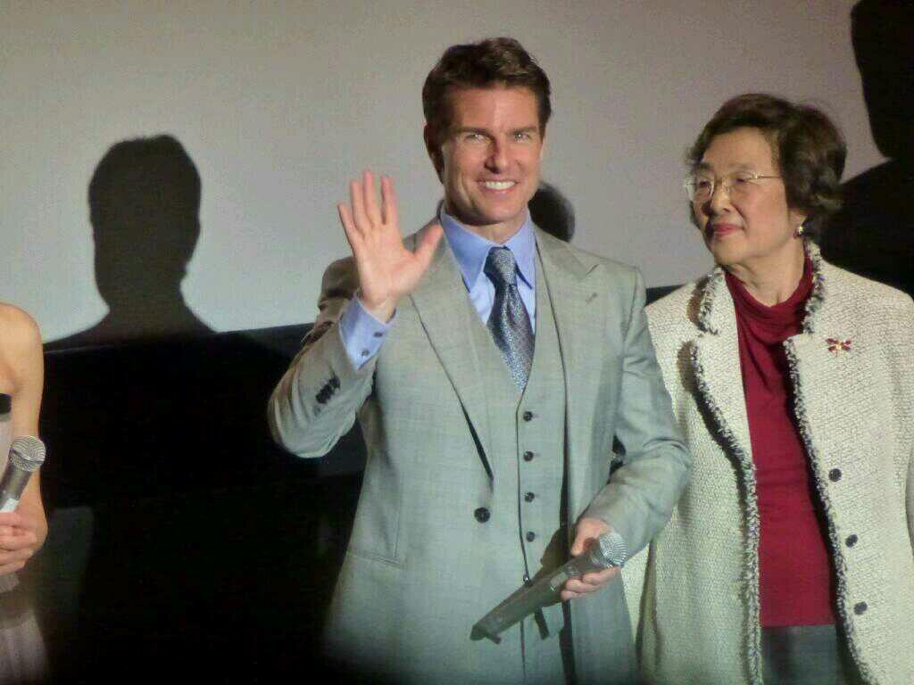 Twitter / umipiyo55: @TomCruise THANK YOU for making ...