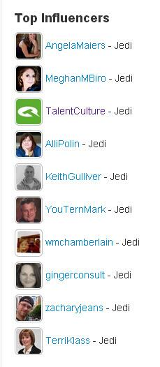 Twitter / MediaLabRat: Nothing but #Jedi's in #Tchat ...