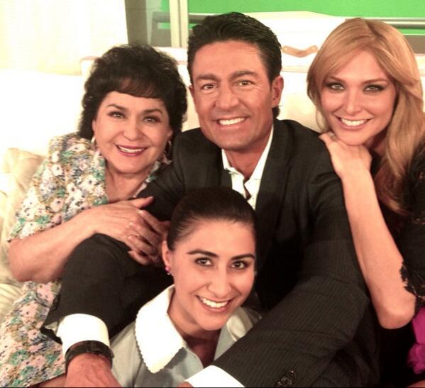 Fernando Colunga Y Blanca Soto 2014 Blanca Soto on ...